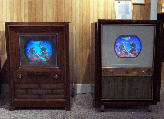 Historical Color Television
