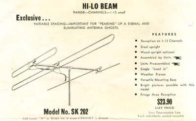 1946 49 Antennas