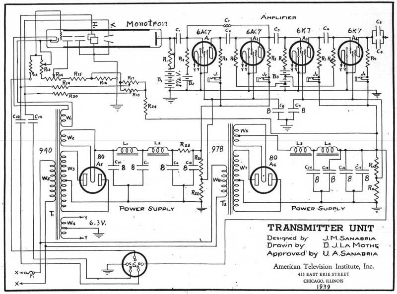 tv tube diagram wiring diagram Car Audio Install Diagrams