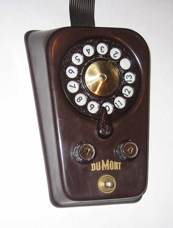 Early Remote Controls